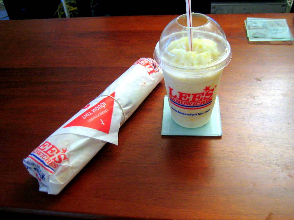 20080916-Lee's Sandwich 01