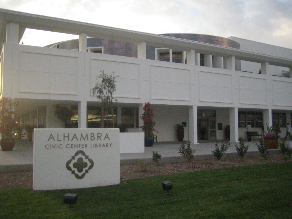 Alhambra Library