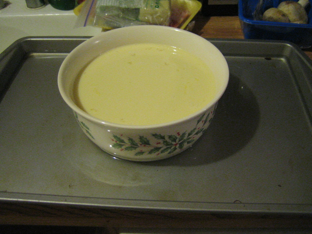 20090512-Mexican Pudding 06